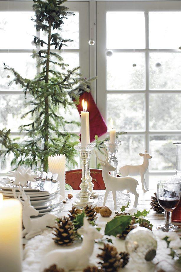Veel viimaseid päevi jõulumeeleolu