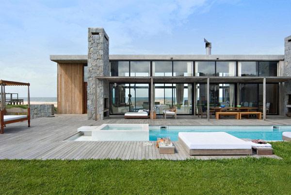 Sellised majad on Urugais
