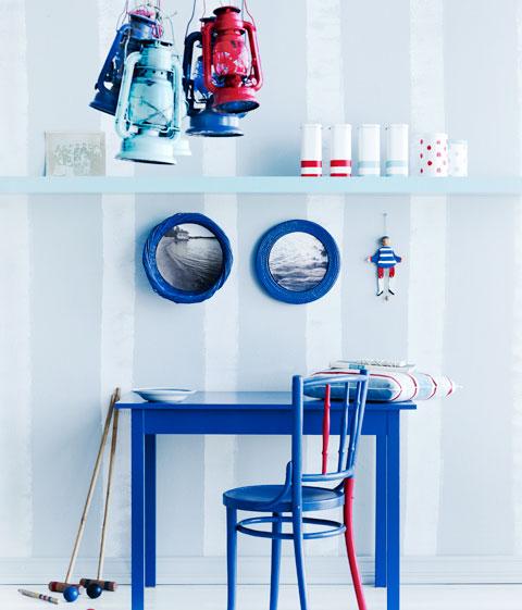2012 aasta trendid: merestiil ja sinine