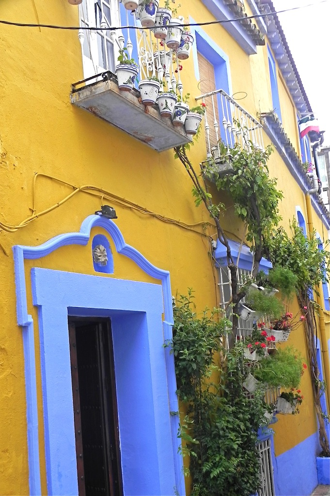 Hispaania värvid