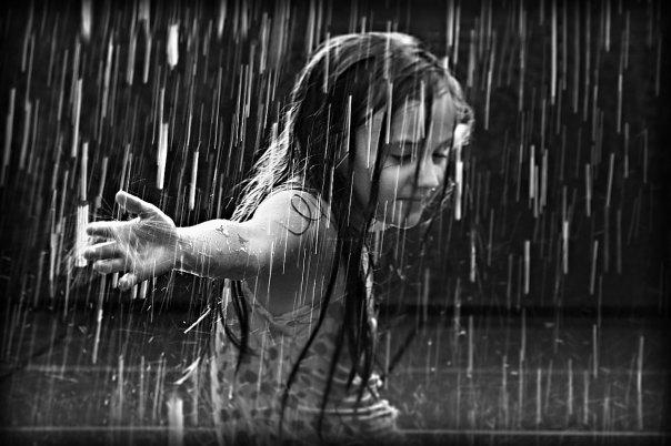 Vihma käes