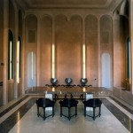 Contemporary Residential and Exhibition Spaces by Ricardo Bofill
