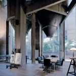 Contemporary Residential and Exhibition Spaces by Ricardo Bofill_1
