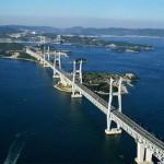 Hangzhou Bay Bridge (Zhejiang, China)