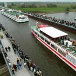 Magdeburg Water Bridge (Magdeburg, Germany)