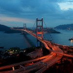 Tsing Ma Bridge (Hong Kong, China)