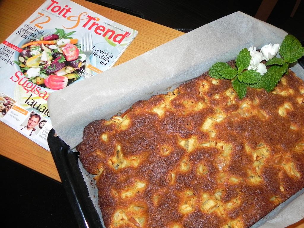 """Päev ajakirjaga """"Toit ja Trend"""""""